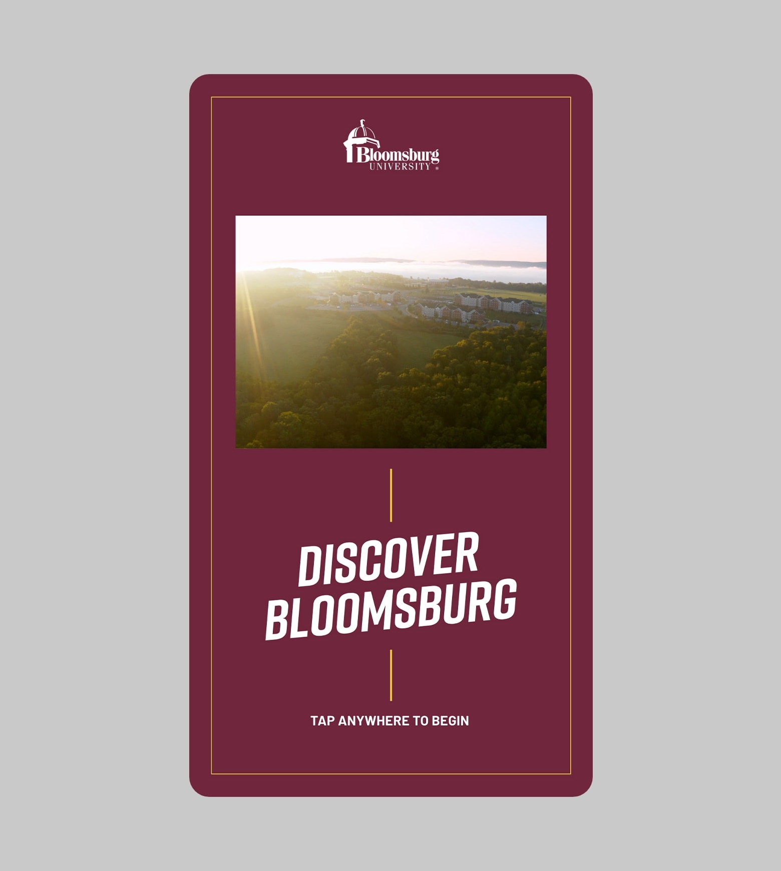 project Bloomsburg