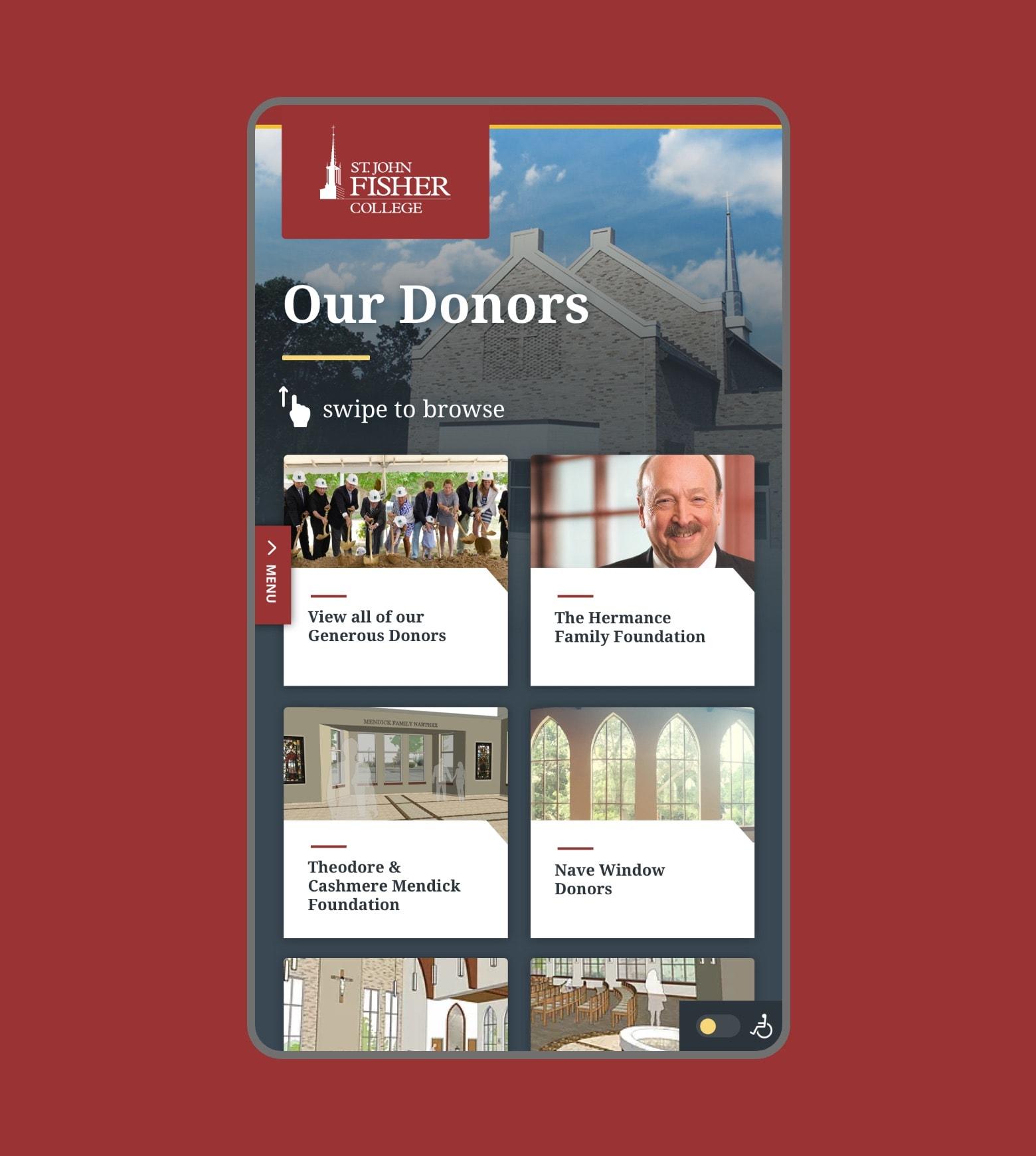 project St. John Fisher