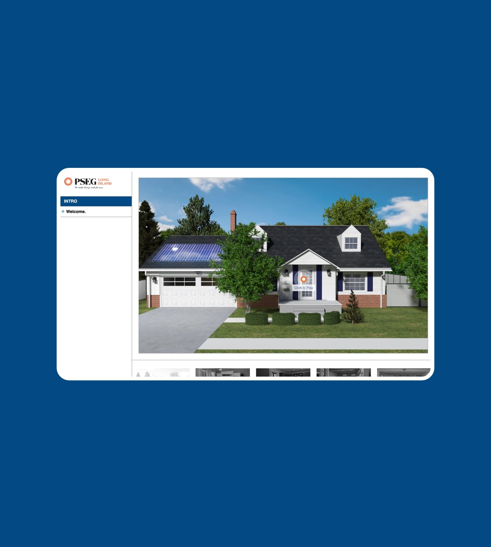 project PSEG Digital Tool